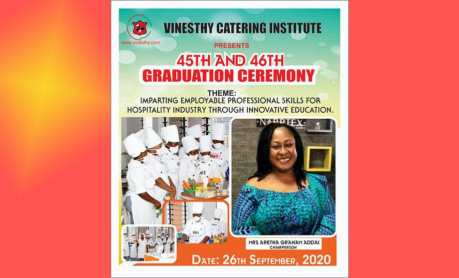 Vinesthy Catering Institute